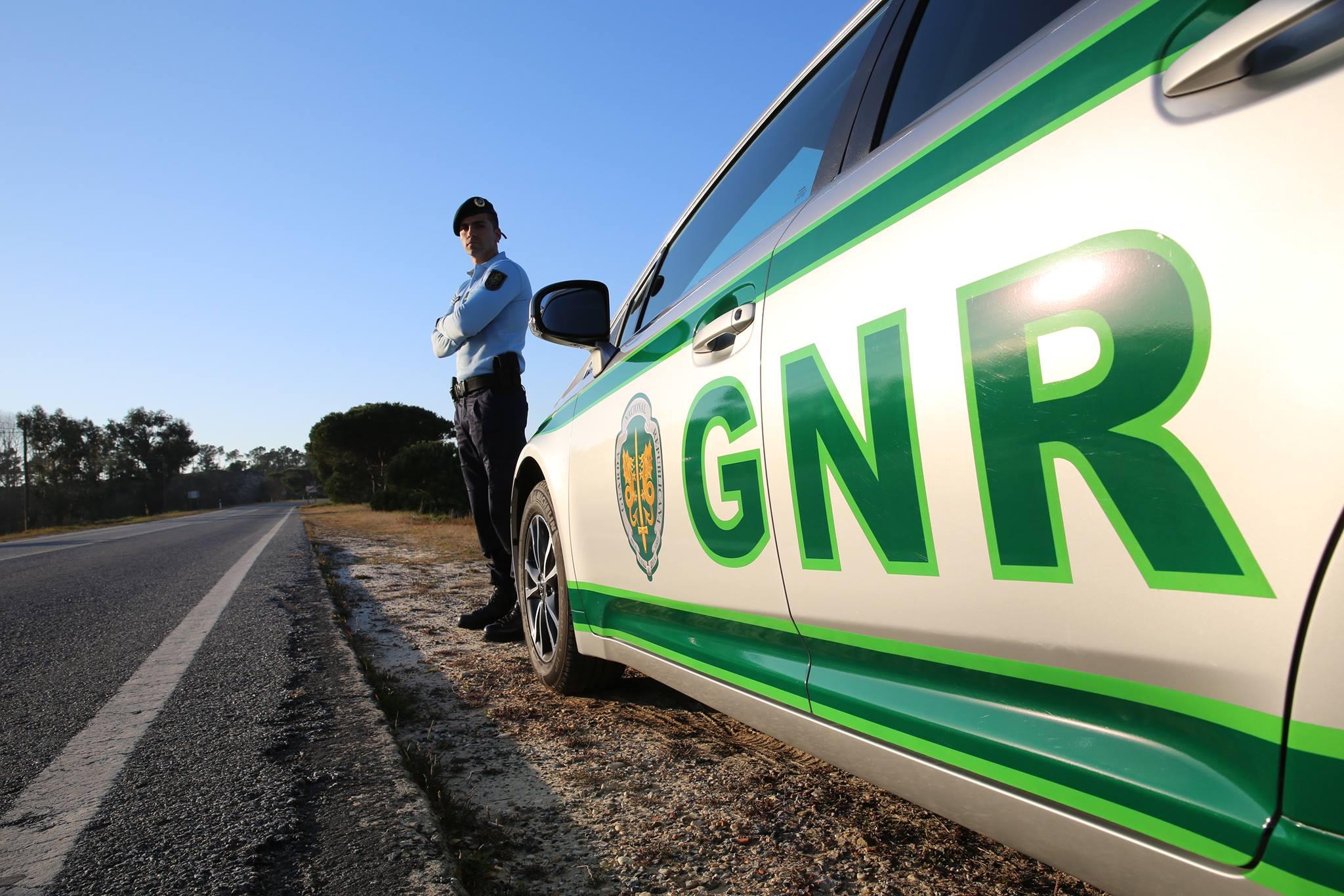 GNR fiscalizou