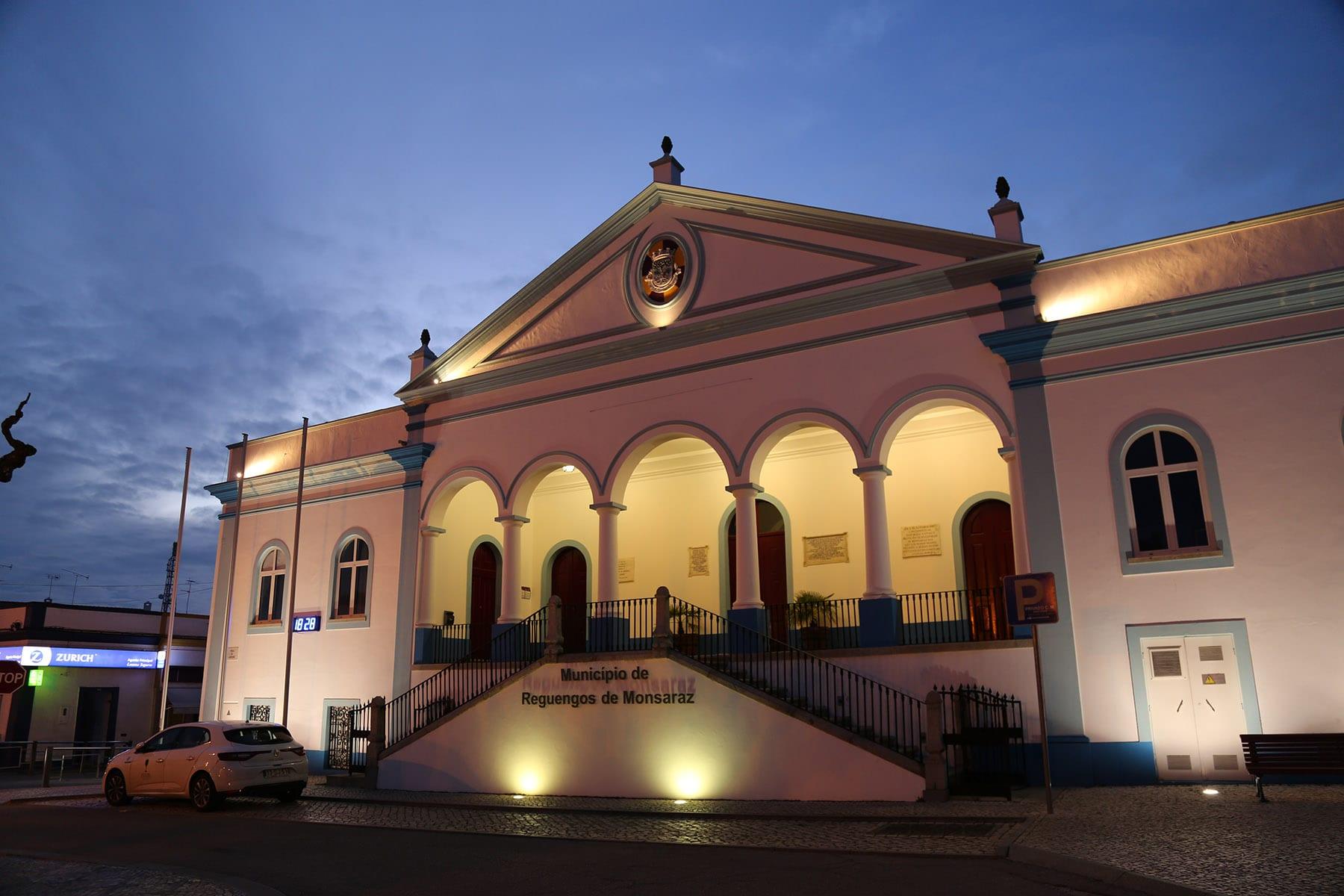 Câmara Municipal de Reguengos de Monsaraz