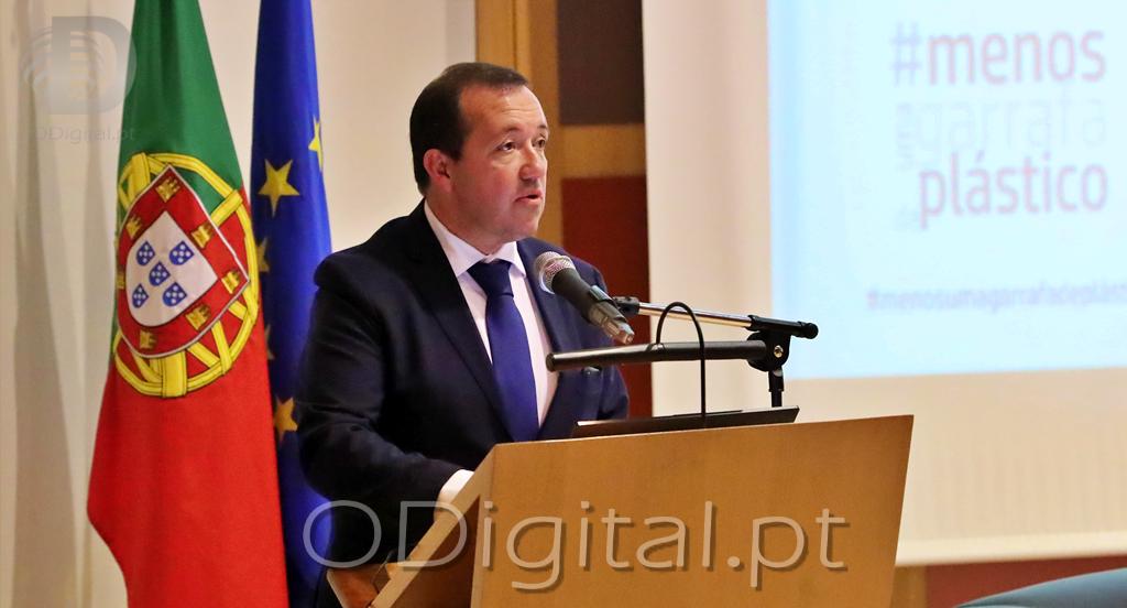 Roberto Grilo candidato à CCDRA