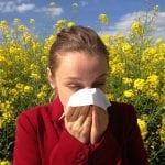 Sofre de alergias? Temos boas notícias…
