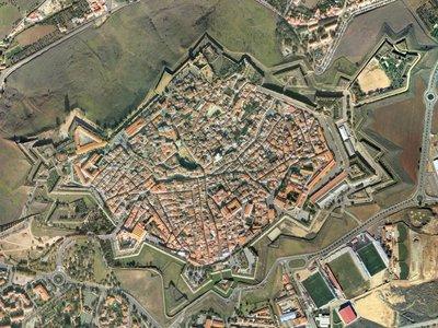 Cidade-Quartel Fronteiriça de Elvas e suas fortificações