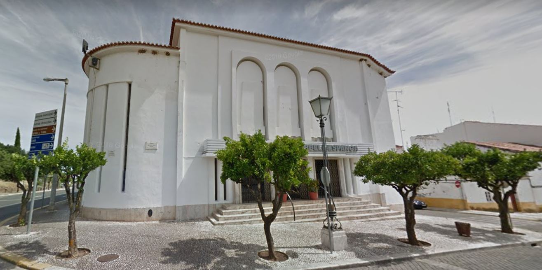 Cineateatro Florbela Espanca em Vila Viçosa