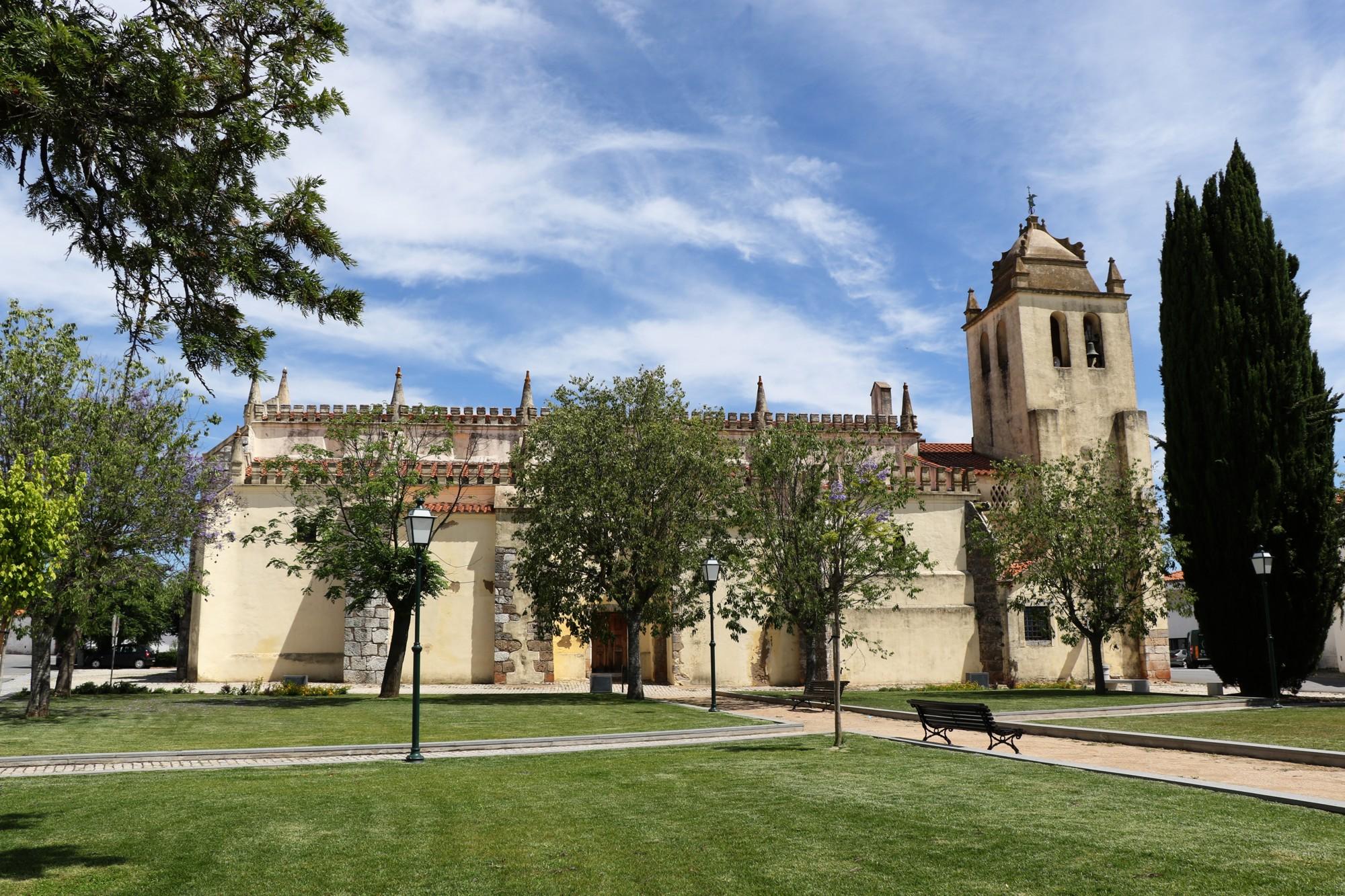 Igreja Matriz de Alvito