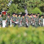 Moura recebe Juramento de Bandeira do 8.º Curso de Formação Geral Comum de Praças do Exército de 2019