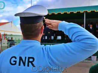 As ocorrências registadas pela GNR