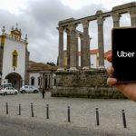 Acordo entre CTT e Uber permite entregas em duas horas, em Évora