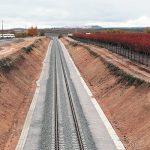 Infraestruturas de Portugal anuncia a conclusão da fase de obra do troço ferroviário entre Elvas e Caia