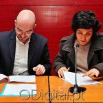 União Distrital de IPSS's de Évora promoveu encontro e assinou protocolo de voluntariado universitário (c/som e fotos)