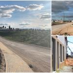 Investimento superior a 580 mil euros reabilita duas das principais artérias da vila de Fronteira