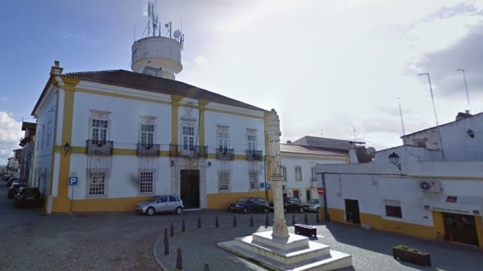 Câmara de Fronteira