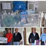 Cvodi-19: Município Cuba entregou kits de protecção individual à GNR e Bombeiros locais