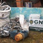 Nisa: Homem de 29 anos foi apanhado pela GNR quando assaltava o anexo de uma residência