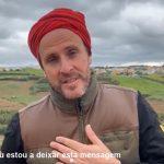 Covid-19: Conhece o Chef Chakall? Também ele deixa o apelo para que compre produtos nacionais