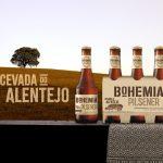 Bohemia lança cerveja com 100% cevada do Alentejo