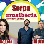 Cuca Roseta e Monda actuam no Encontro de Culturas de Serpa, em cima de um camião