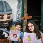 Município do Crato assinalou o Dia da Criança entregando um livro porta a porta