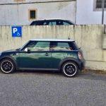 Hospital de Évora: Médico estaciona no lugar para deficientes. Utentes denunciam e Administração diz desconhecer