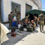 Reguengos de Monsaraz: Mais de três dezenas de militares das Forças Armadas já iniciaram a descontaminação do Lar