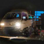 Vila Viçosa: Colisão entre carrinha e moto provocou dois feridos