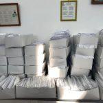 Em Elvas, neste período pandémico, autarquia já distribuiu mais de 90 mil equipamentos de protecção