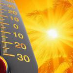 Évora, Beja e Portalegre sob aviso amarelo, a partir das 21 horas, devido ao calor