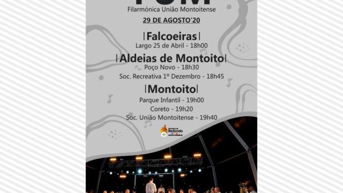 Filarmónica União Montoitense