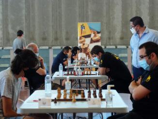 Campenonato Nacional de Xadrez