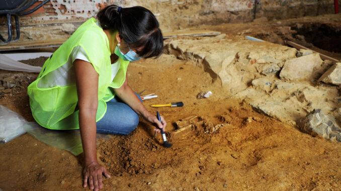 Achados arqueológicos em Grândola