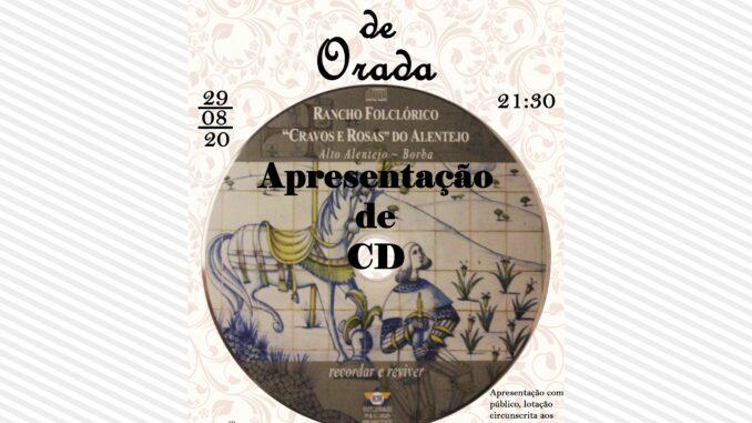 Rancho da Orada lança CD