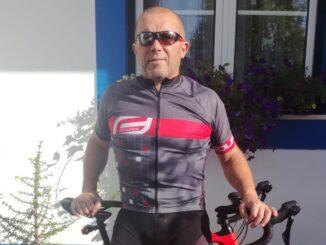 Ciclista de Reguengos de Monsaraz vai fazer uma Volta a Portugal