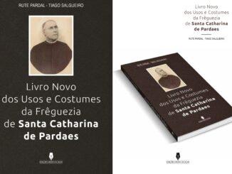 Uma obra sobre a história da Freguesia de Pardais