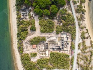 Ruinas Romanas de Troia certificadas