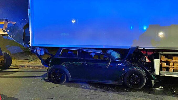 Aparatoso acidente em Reguengos de Monsaraz