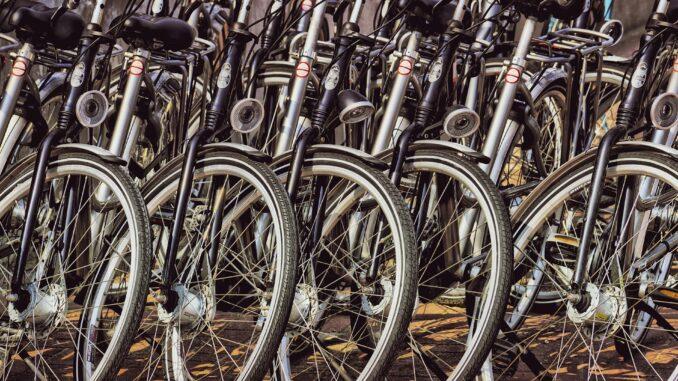 Stock de bicicletas esgotou