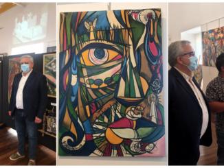 Uma exposição inaugurada em Elvas