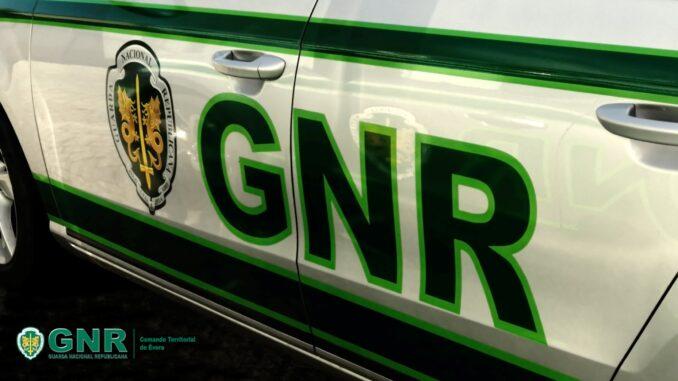 As ocorrências da GNR