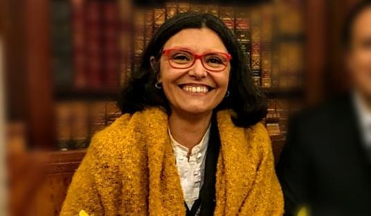 Maria de Jesus Monge Presidente do ICOM Portugal