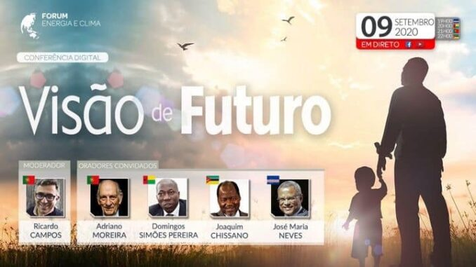 Uma conferencia sobre o futuro do Mundo