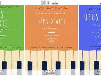 Iniciam-se as Aulas de Música em Borba, Vila Viçosa e Alandroal