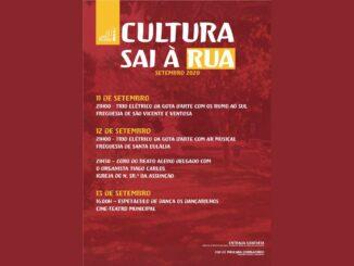 Cultura sai à Rua em Elvas