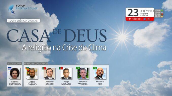 Conferência do Fórum Energia e Clima