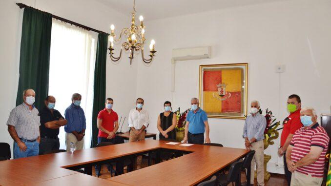 Autarquia e Bombeiros de Redondo assinam protocolo