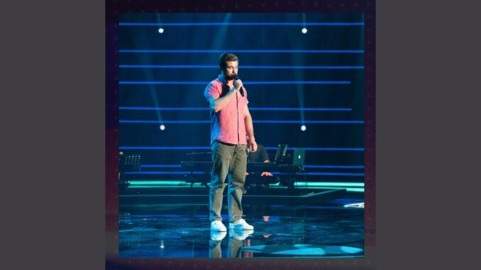 Alentejano no The Voice Portugal