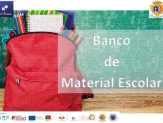 banco de material escolar em Redondo
