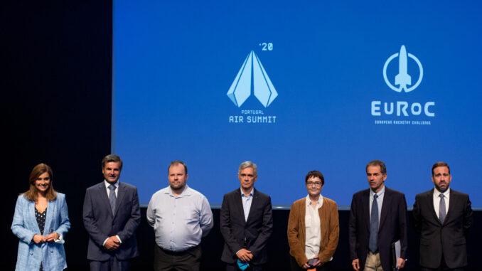 Ponte de Sor recebe competição europeia de lançamento de rockets. Portugal Air Summit está de regresso