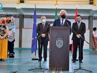 Dois Ministros em Elvas