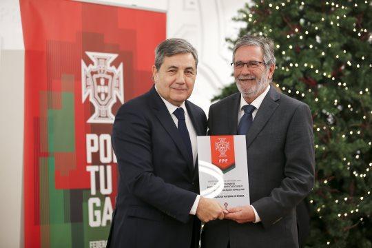 António Pereira reeleito na AF Evora