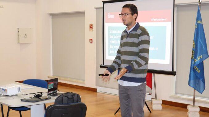 Um workshop em Vila Viçosa