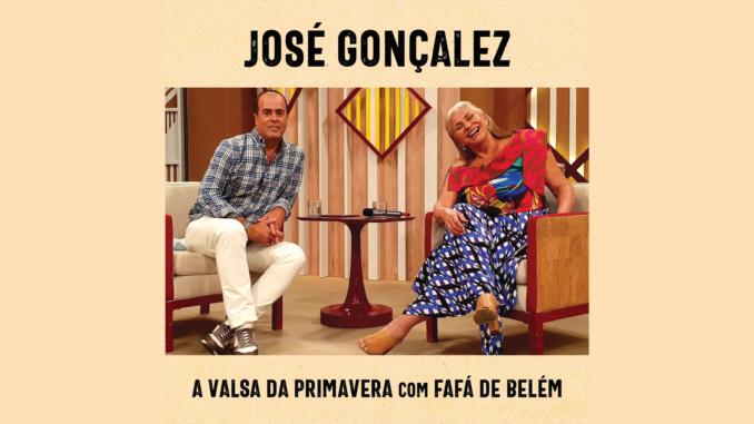 José Gonçalez e Fafá de Belém