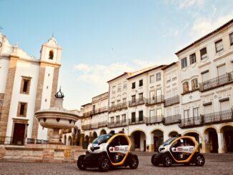 Startup portuguesa promove tours Auto guiados pela cidade de Évora agora a metade do valor